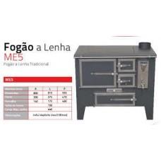 FOGAO LENHA FERRO ME5 C/C