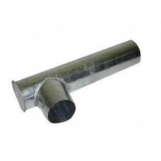 TUBO INOX C/SAIDA 190