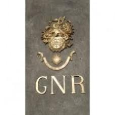BRASÃO G.N.R.+ LETRAS GNR